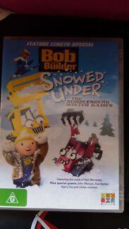 Bob builder dvd