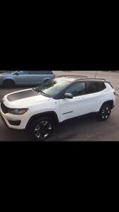 Jeep Compass trailhawks 2017