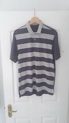 Adidas Golf Polo Shirt Size Medium