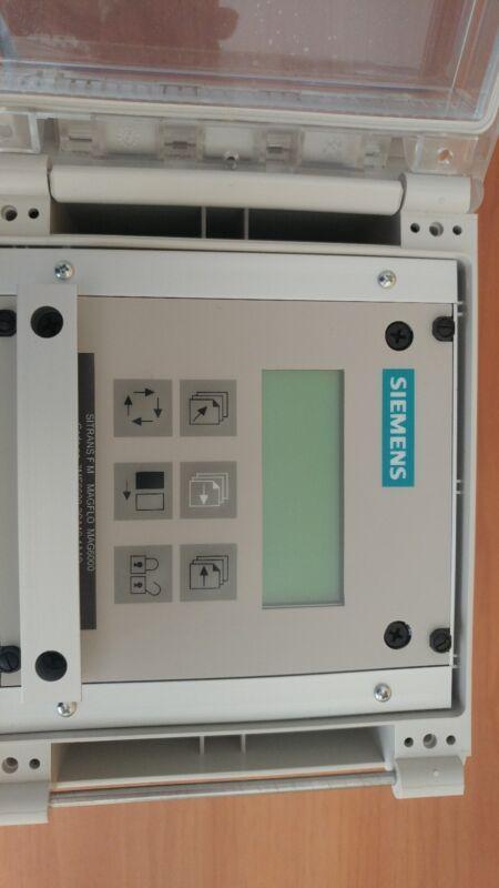 7ME6920-2EA10-1AA0 Siemens TRANSMITTER MAGNETIC FLOW **New**