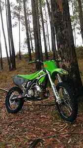 2005 Kawasaki KX250 Caboolture South Caboolture Area Preview