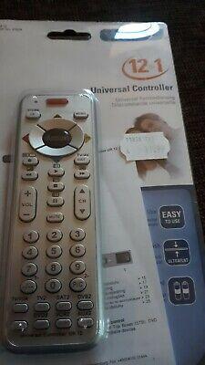 Universal-controller (Ultraflat Universal Controller - 12 in 1 - von Vivanco)