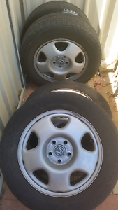 Honda CRV  complete rims Madeley Wanneroo Area Preview