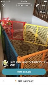 North State Super Yard Color Play Ultimate Gate