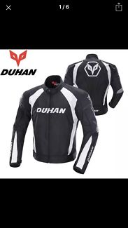 Duhan winter jacket, gloves and helmet Huntingdale Monash Area Preview
