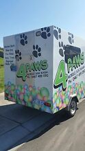 4 Paws Mobile Dog Grooming Seven Mile Beach Clarence Area Preview