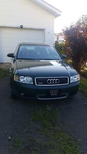 2003 Audi A4 v6 priced to sell