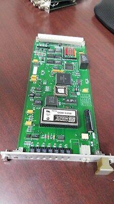 Truetime 560-5179-1 Fault Monitor Cpu Module