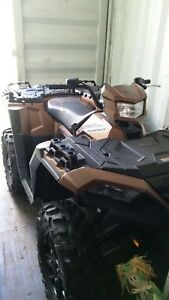 2017 Polaris Sportsman XP 1000 quad