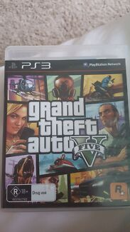 Grand theft auto games $15 - $30 Nords Wharf Lake Macquarie Area Preview
