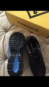 Brand new never worn Terra Safety Shoes size 9.5