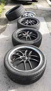 5x100.. 18 inch wheels Cessnock Cessnock Area Preview