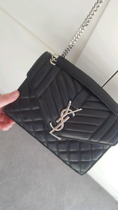 Ysl leather bag Macgregor Belconnen Area Preview