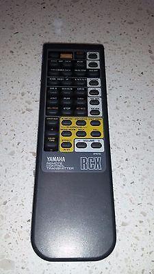 ORIGINAL YAMAHA REMOTE CONTROL - VP49730