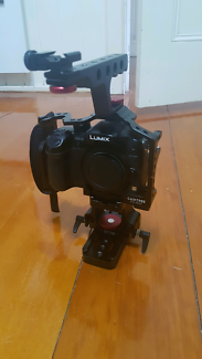 Gh3/4 camera cage (Camera not included)