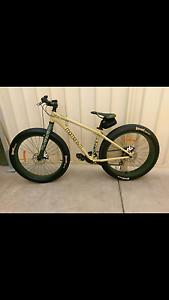 FAT Wheel  mountain bike Singleton Singleton Area Preview