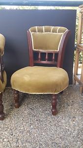 Antique childs bedroom lounge chair love seat Shailer Park Logan Area Preview