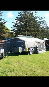 2015 4x4 Easy Trail camper (As New) Happy Valley Morphett Vale Area Preview