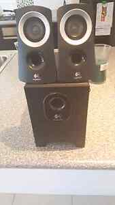 Logitech Speakers Redcliffe Belmont Area Preview