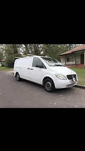 2010 MERCEDES BENZ VITO C111 LONG CREW TURBO DIESEL Liverpool Liverpool Area Preview