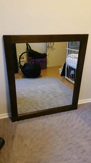 Framed Mirror ( 860mm x 960mm )