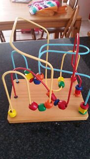 Free wooden baby toy  Albany Creek Brisbane North East Preview