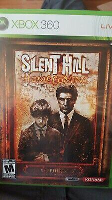 Silent Hill: Homecoming (Microsoft Xbox 360, 2008) BRAND NEW comprar usado  Enviando para Brazil