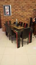 Dining Table & chairs Castle Hill The Hills District Preview