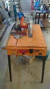 Triton saw table with power saw. Grafton Clarence Valley Preview