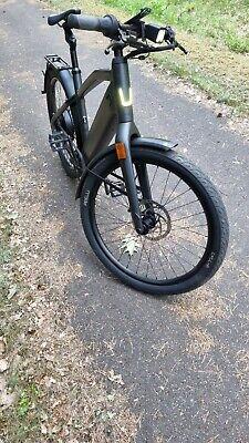 Haibike Damen Elektro-Fahrrad SDURO Bosch i500Wh Trekking S 9.0 45 km/h M 2020