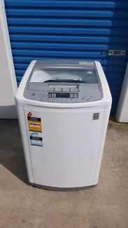 Large LG Washing Machine ( 7.5 KG ) Cranbourne Casey Area Preview