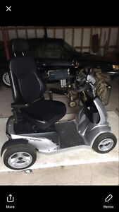 Personal Mobility Scooter ( Intercepter )