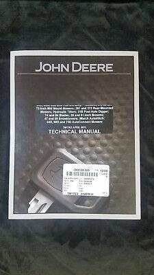 John Deere Tm1763 Technical Manual