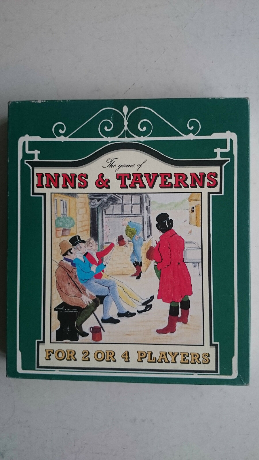 Inns & Taverns By Oxford Games 1995