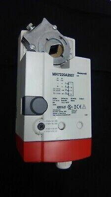 Honeywell Mn7220a2007 Damper Actuator