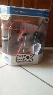 Idol RC Sky Matrix H1306 1306 4 CH RC Quadcopter 2.4ghz red Ready to Fly