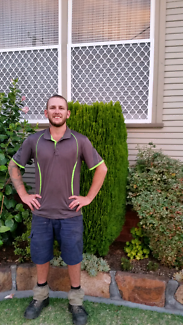 NDIS provider  yard maintenance