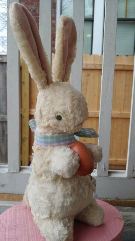 Vintage Gund Creation Bunny Rabbit Easter J Swedlin