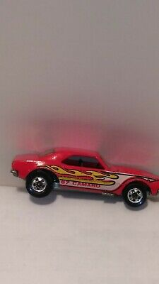 Hot wheels 1982 67 camaro