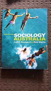 3rd Edition Sociology Australia Drewvale Brisbane South West Preview