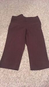 Size small capris, workout tops, & scarves in good condition!