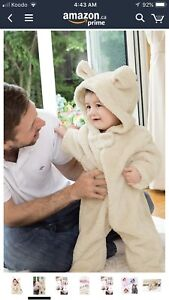 ISO teddy bear costume