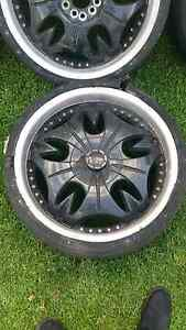 20 inch rims, make an offer Wyee Lake Macquarie Area Preview