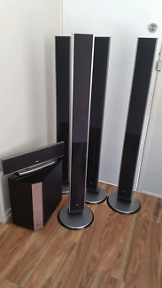 LG. Surround sound system