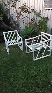 Outdoor chairs Kahibah Lake Macquarie Area Preview