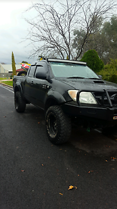 Sr5 extra cab Hilux Gulgong Mudgee Area Preview