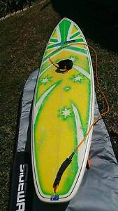 7.4 ft Surfboard - Proelite Australian Shaped and Manufactured Labrador Gold Coast City Preview