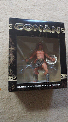 Conan The Video Game THQ Darkhorse Limited Edition Figure NEW Sealed