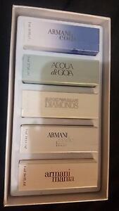 BRAND NEW giorgio armani perfume set Joondalup Joondalup Area Preview