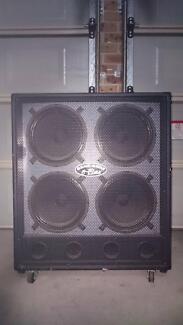 Genz Benz Guitar Speaker G-Flex 412
